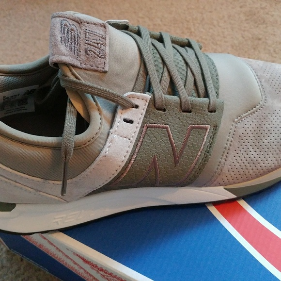 New Balance Men's 247 Luxe (Size 10D) NWT